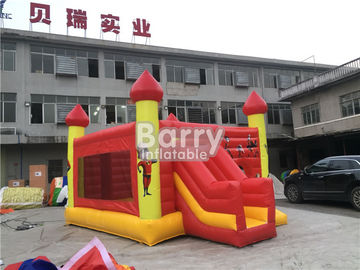 Komercyjne dmuchane Bouncy Slide, Blow Up Combo Jumping Castle For Kids Play dostawca