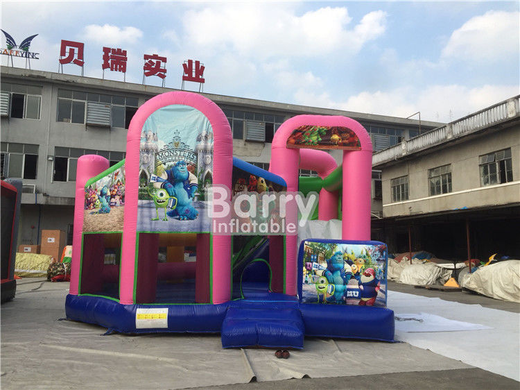 Bouncer House With Slide